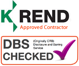 DBS Checked and k-rend-approved